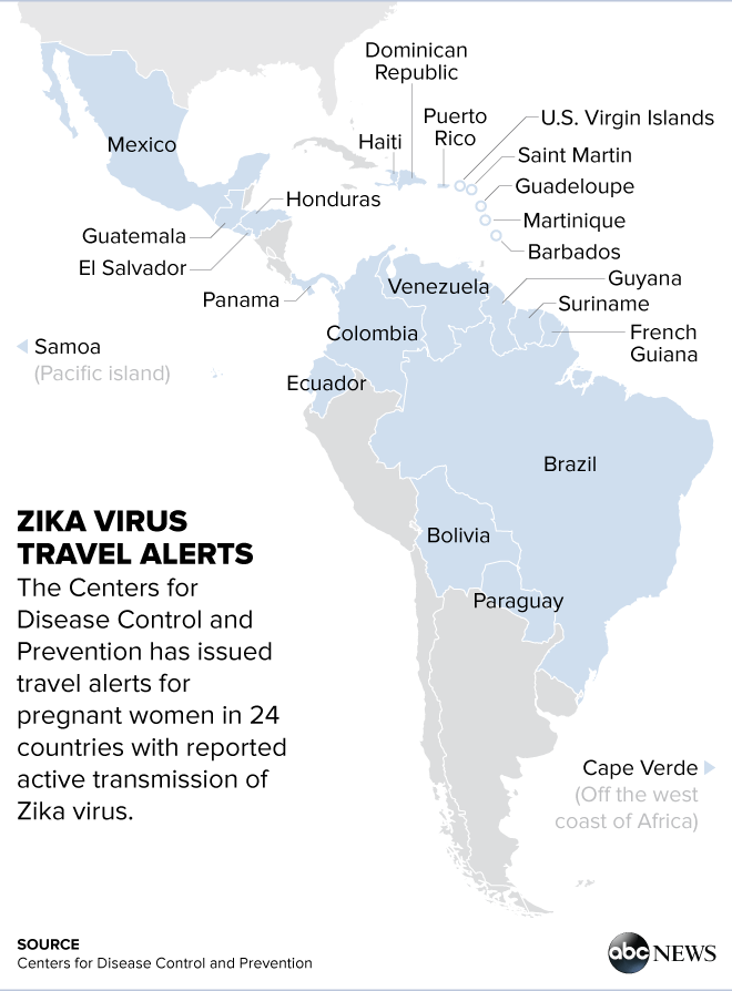 Everything You Need To Know About The Zika Virus Outbreak Abc News