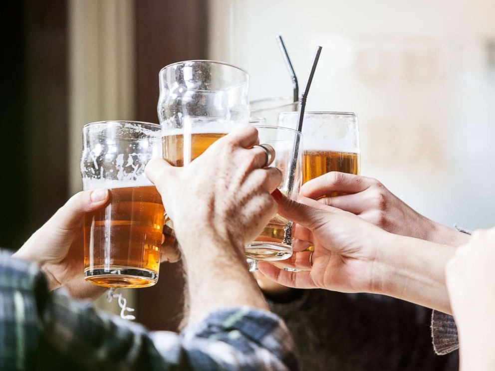 Even moderate alcohol consumption may increase risk of ...