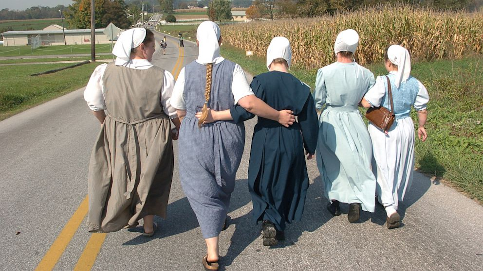 How to meet an amish woman