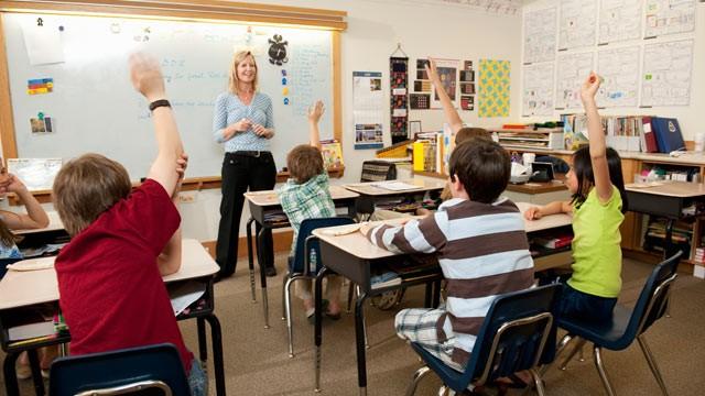teaching sex education in elementary school in Irvine