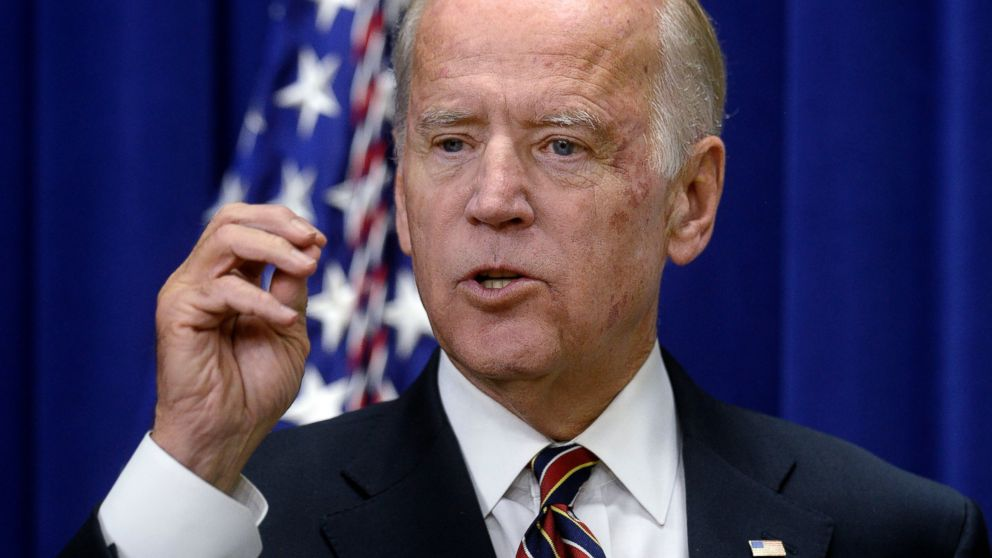VP Joe Biden Calls Trump's Alleged Behavior a 'Cardinal ...