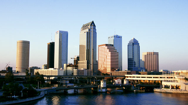 An analysis of the city of tampa