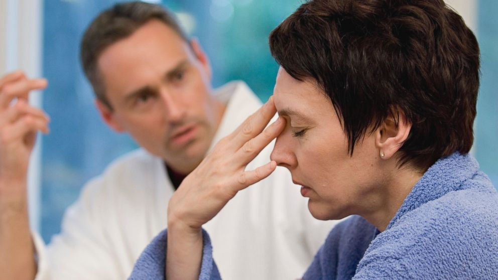 Declining estrogen levels have no affect on womens mood according to a new study.