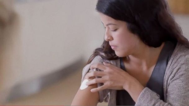 """Dove's new """"beauty patch"""" ad tells women low self-esteem issues."""