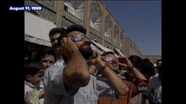 Total solar eclipse of 1999 leaves Muslims in awe