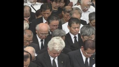 Japan marks 72nd anniversary of atomic bombing of Nagasaki