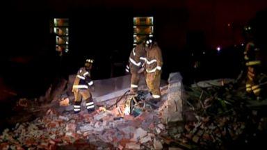 At least 5 dead as magnitude-8.1 earthquake rocks southern Mexico, felt in capital