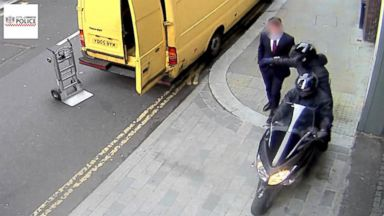New crime wave sweeping London
