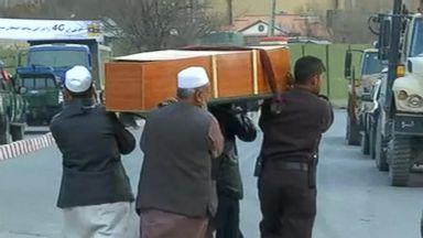 At least 95 killed by ambulance car-bomb in Afghan capital Kabul