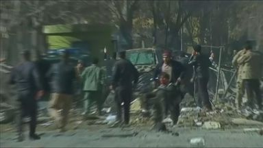 11 killed in attack in Afghanistan, the latest in spate of violence