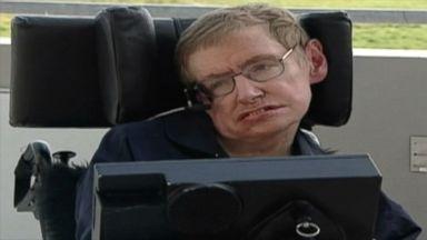 Award-winning scientist Stephen Hawking dies at 76
