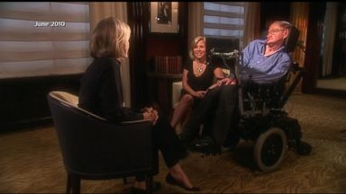 The special advice Stephen Hawking gave his children