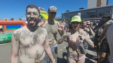 Millions of guests expected to visit mud festival in South Korea