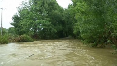 1,600 people evacuated due to flash flooding in France