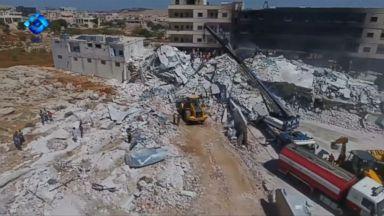 Syria explosion kills 69, including 17 children