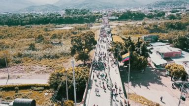 Record number of Venezuelans flee harsh conditions at home