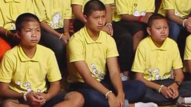 ABC News to air exclusive interview with Thai soccer team and coach rescued from cave