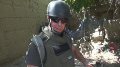 On the front lines in Afghanistan