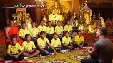 ABC News exclusive: Miracle in Thailand