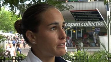 Tennis star's mission to help Puerto Rico