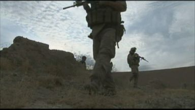 1 US service member killed, 1 wounded in apparent insider attack in Afghanistan