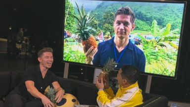 How an ABC News reporter became Thailand's 'Mr. Pineapple'