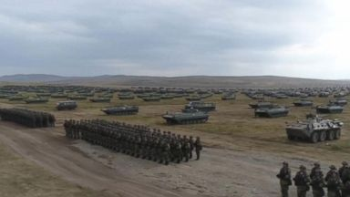 Russia 'war games' grand finale