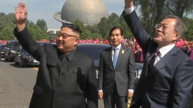 Korean leaders meet for 3rd summit