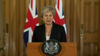 British prime minister says Brexit negotiations 'at an impasse'