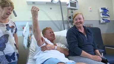 Former professional surfer head-butts shark to possibly save life