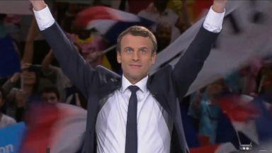 Who is Emmanuel Macron?