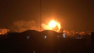 Violence in the Gaza Strip