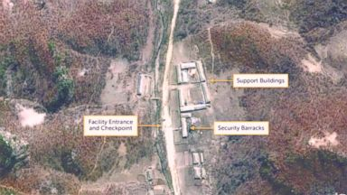 Satellite imagery shows North Korea keeps developing secret ballistic missile sites