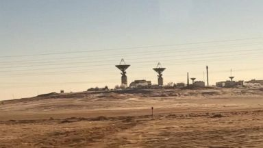 Russia's spaceport in Baikonur