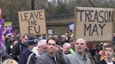 Prime Minister Theresa May postpones Brexit vote