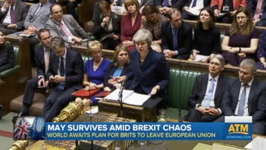 Future of Brexit still uncertain even as May remains