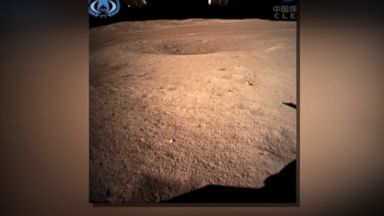 Chinese spacecraft makes first-ever landing on far side of the moon