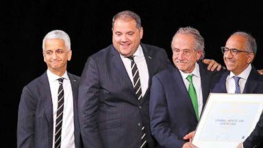 US to co-host 2026 soccer World Cup with Canada and Mexico