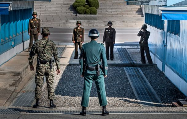 Along North Korea's border with China, an uneasy alliance
