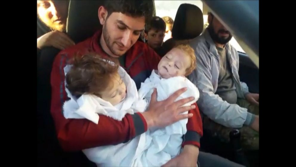 daf447cf4b5 washingtontimes.com Father loses 9-month-old twins in Syrian chemical  weapons attack