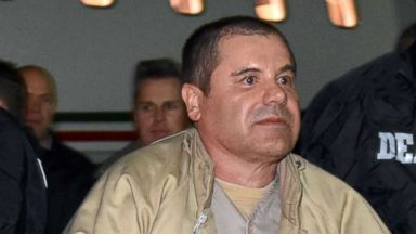 'El Chapo's' bid for hugs gets the cold shoulder from the judge