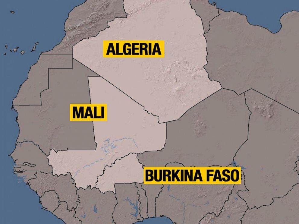 Rencontre algerie burkina faso