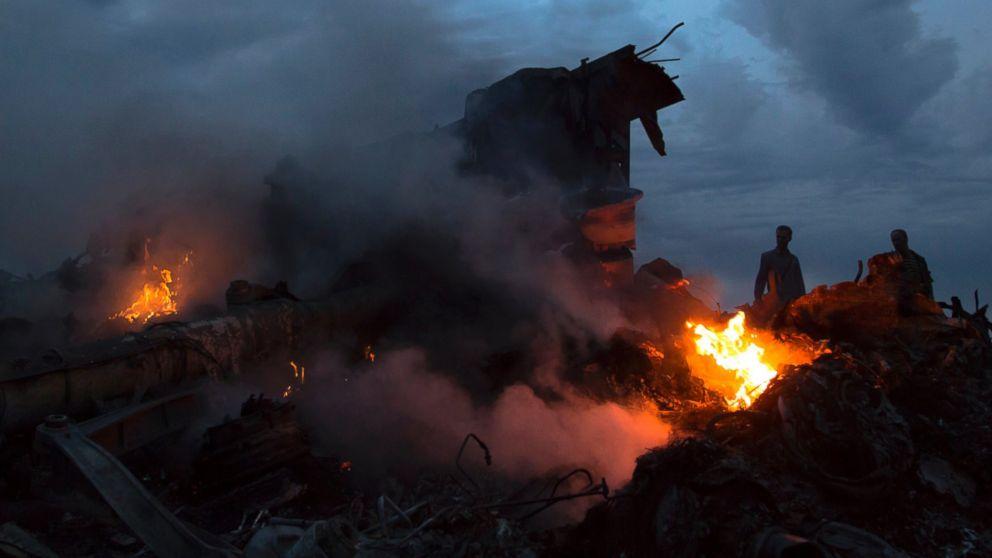 malaysia airlines crash debris - photo #39