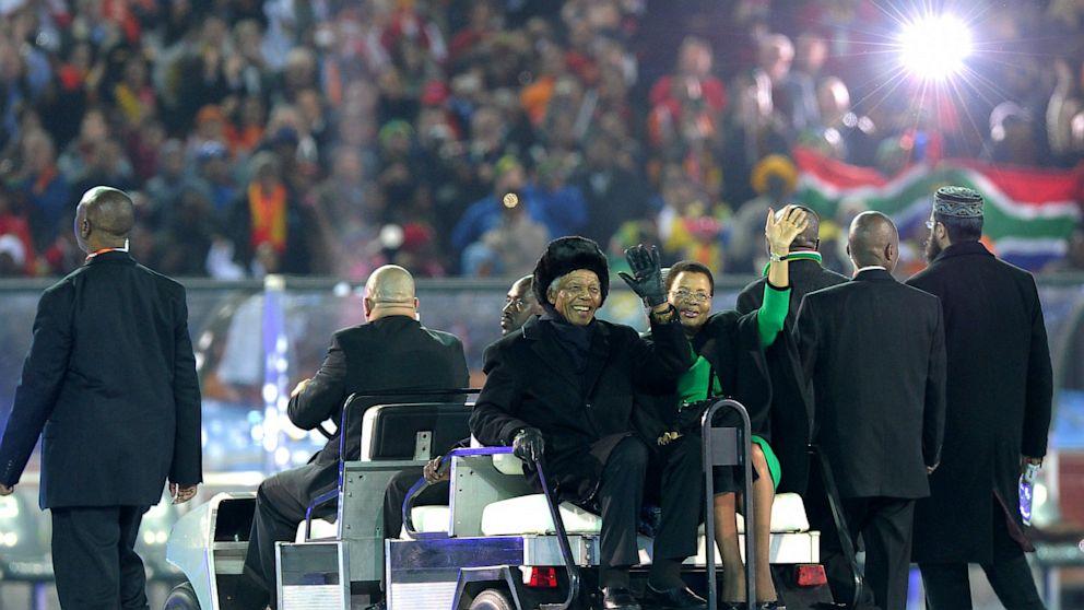 Winnie on Nelson Mandela's Final Moments
