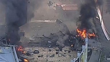 5 killed, including 4 Americans, in Australian charter plane crash