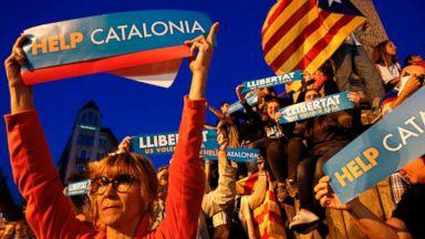 Spain prepares to suspend Catalonia's autonomy amid independence disagreement