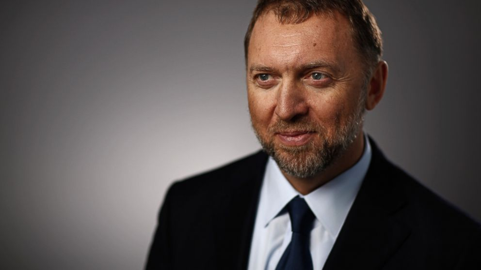 About Oleg Deripaska, the Russian billionaire who worked ...
