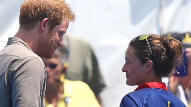 Why This Invictus Games Winner Gave Back Her 4th Gold Medal to Prince Harry