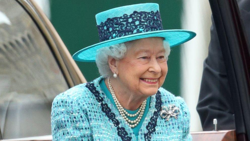 queen elizabeth - photo #40