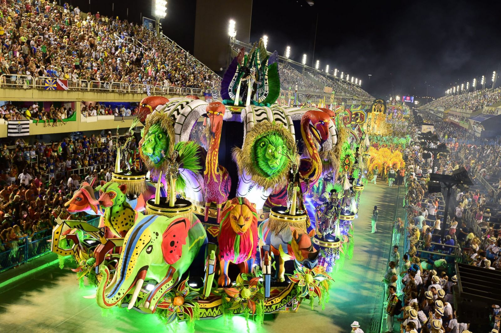 Pictures Of The Carnival In Brazil 116